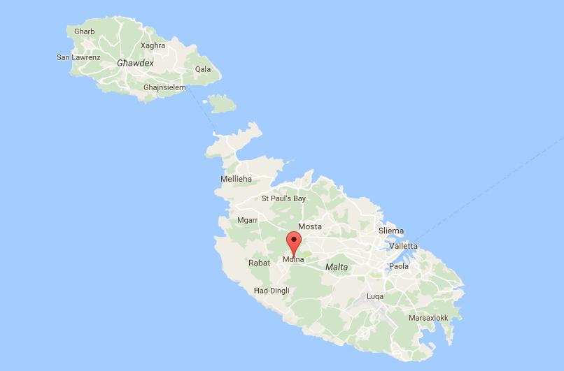 mdina_mapa